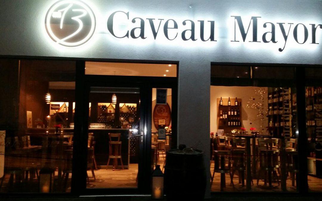 Cave ouverte Mayor | 1 décembre 20186 10h-17h